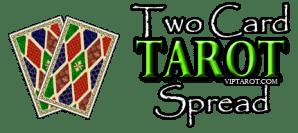 Two Card Tarot Spread